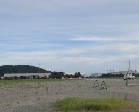 防府市浜方の防府第2テクノタウン分譲地